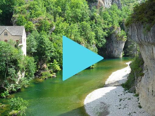 le camping Les Osiers vous propose pour vos vacances dans les Gorges du Tarn