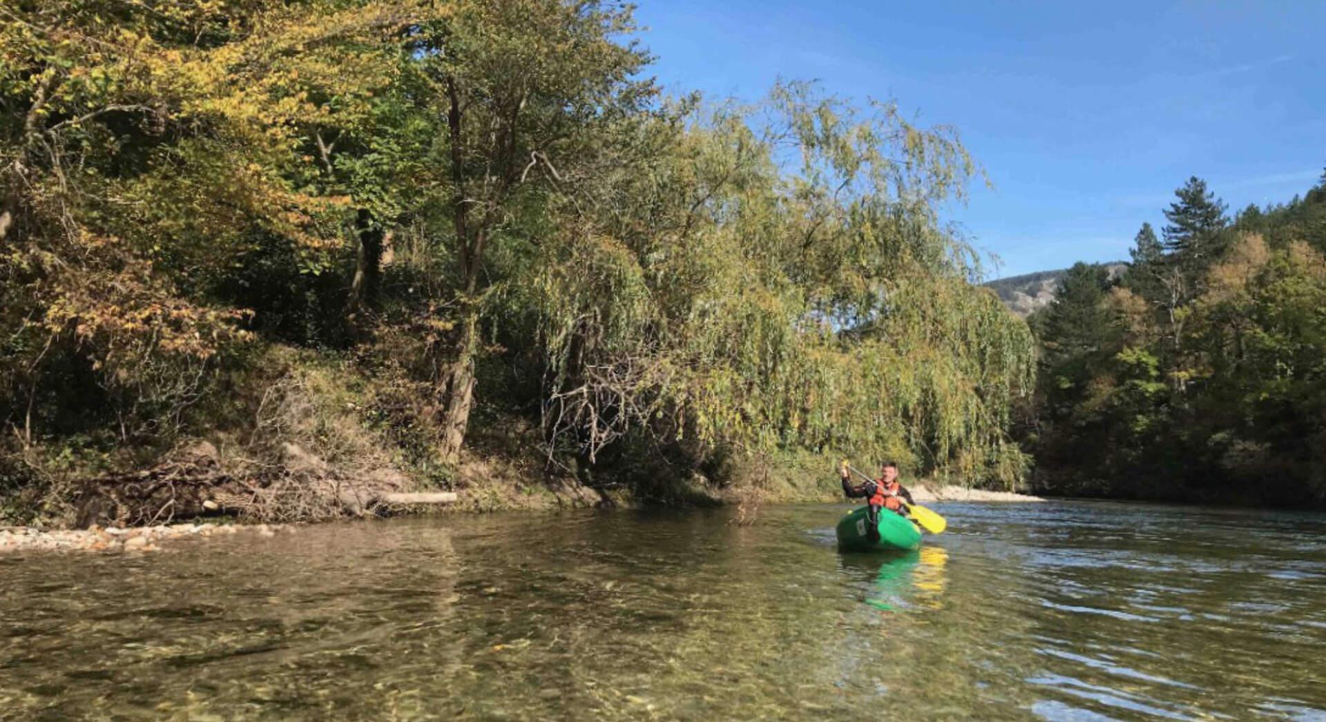 Canoe Les Osiers-1